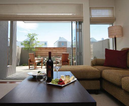 Clearwater Garden Villas Lounge