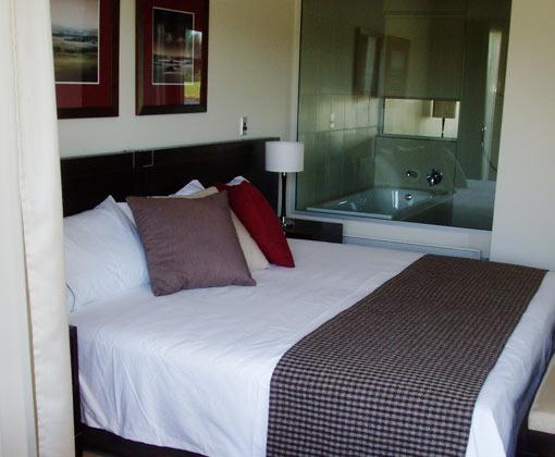 Clearwater Garden Villas Bedroom