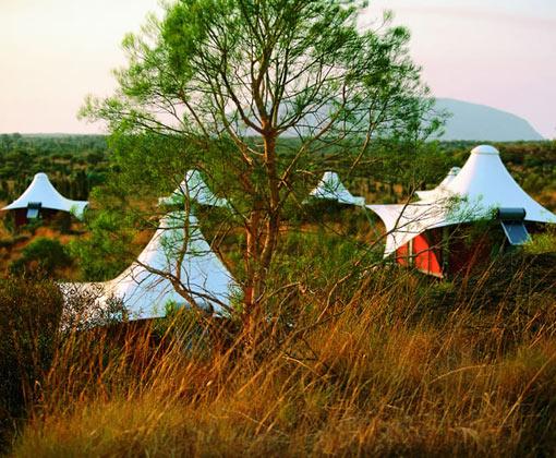 131 Guest Tents & Uluru